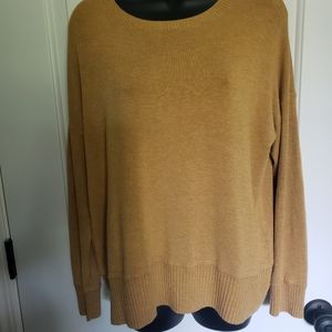 EILEEN FISHER Carmel Pullover Sweater Sz Small